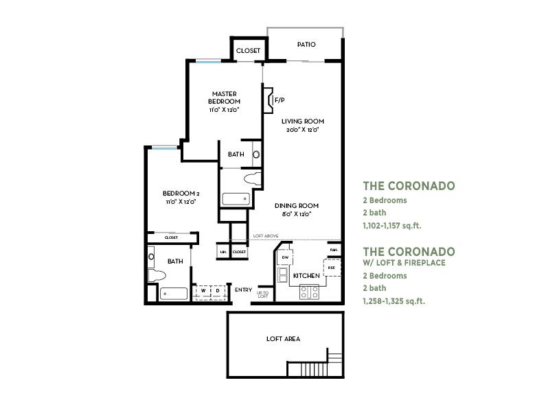 Costa Verde Village Apartments San Diego